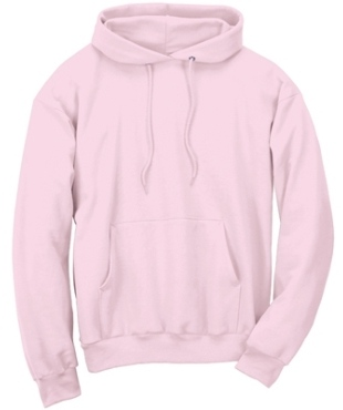 Images of Light Pink Hoodie - Reikian