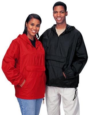 Cardinal Activewear nylon hooded jacket unlined at Lew's Store