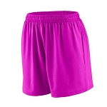 Augusta Girls Inferno Mesh Shorts
