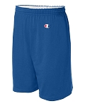 Champion Cotton Gym Short in Adult Sizes