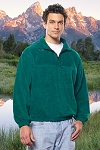 Sierra Pacific Poly-Fleece 1/4 Zip Pullover