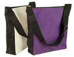 Side Zippered Sports Tote Bag