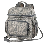 Digital Camo Compu Backpack