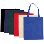 Light Polyester Tote Bag