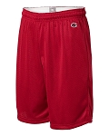 Champion Polyester Mesh Shorts Adult Sizes