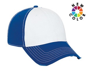 Cotton Twill unstructured Cap; click on color options below to view more colors