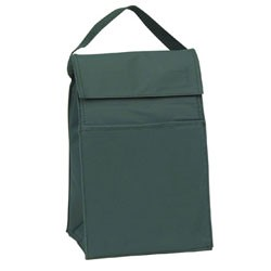 Insulated lunch bag; click on options to view additional colors
