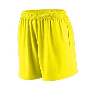Ladies Inferno Mesh Shorts by Augusta Sportswear; available in 9 colors