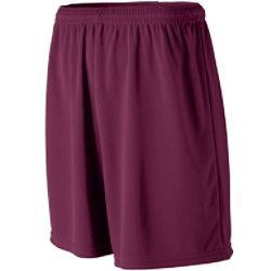 Boys Polyester Wicking Mesh Shorts by Augusta Sportswear; available in 7 colors