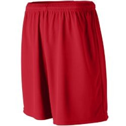 Augusta Mens Wicking Mesh Athletic Short