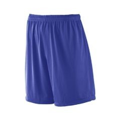 Mens Lined Tricot Mesh Shorts by Augusta Sportswear; available in 11 colors