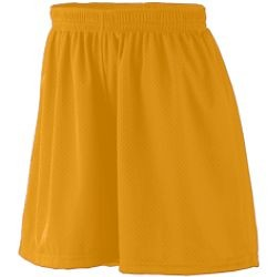 Augusta Ladies Tricot Mesh Short